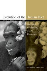 Evolution Of The Human Diet Book PDF