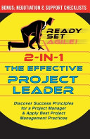 2-in-1 the Effective Project Leader