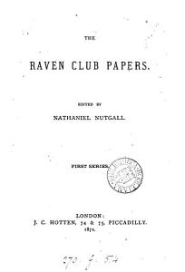 The Raven club papers PDF