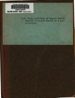 Careers in Mental Health as a Psychiatrist PDF