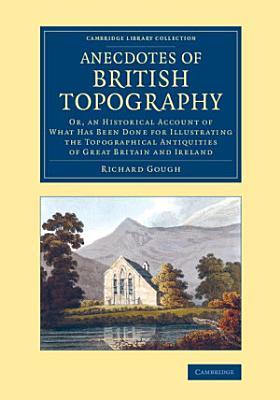 Anecdotes of British Topography PDF