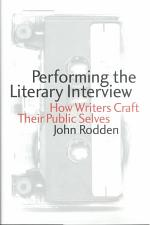 Performing the Literary Interview