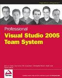 Professional Visual Studio 2005 Team System