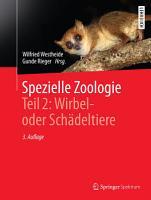 Spezielle Zoologie  Teil 2  Wirbel  oder Sch  deltiere PDF