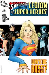 Supergirl and The Legion of Super-Heroes (2006-) #18