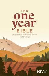 The One Year Bible Niv Book PDF