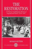 The Restoration Book PDF