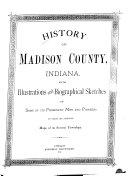 History of Madison County, Indiana