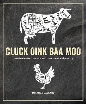 Cluck  Oink  Baa  Moo