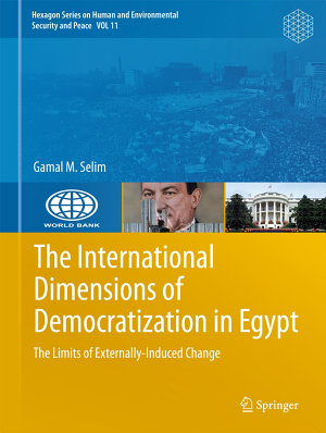 The International Dimensions of Democratization in Egypt PDF