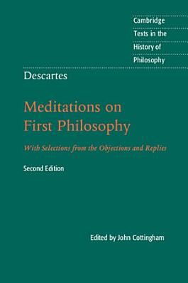 Descartes  Meditations on First Philosophy