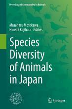 Species Diversity of Animals in Japan PDF