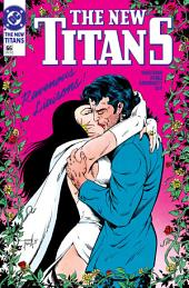 The New Titans (1988-1996) #66