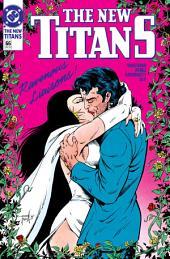 The New Titans (1988-1996) #66