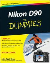 Nikon D90 For Dummies