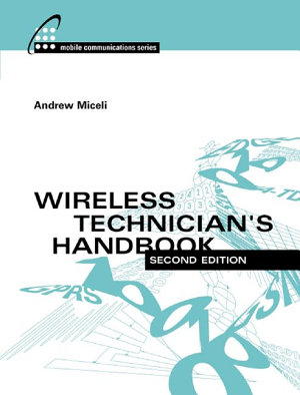 Wireless Technician s Handbook PDF