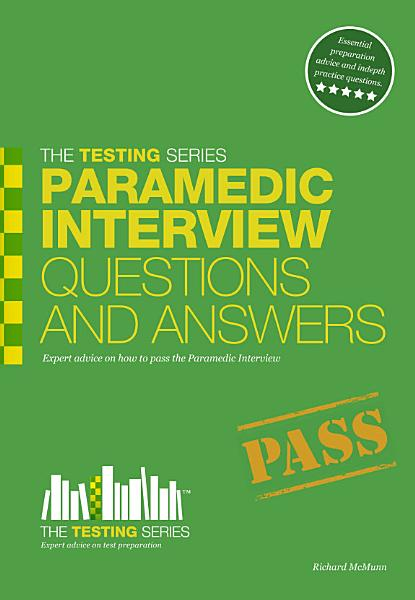 Download Paramedic Interview Questions and Answers Book