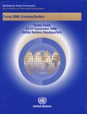 Crossing Borders: Focus 2006