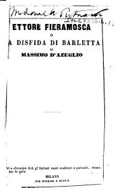 Ettore Fieramosca, o La disfida di Barletta: racconto
