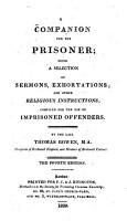 A Companion for the Prisoner PDF
