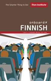 Onboard Finnish Phrasebook