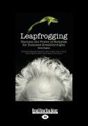 Leapfrogging  Large Print 16pt