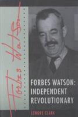 Forbes Watson PDF