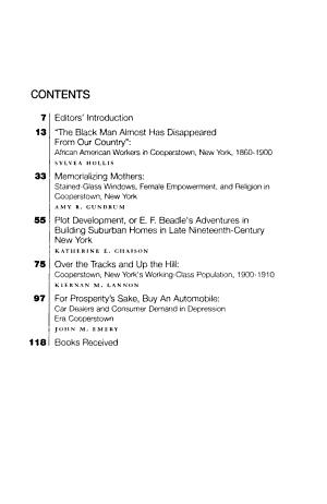 New York History PDF