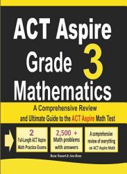 Act Aspire Grade 3 Mathematics Book PDF