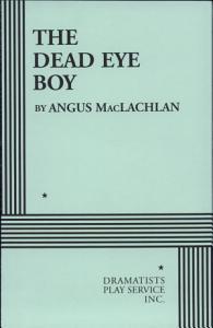 The Dead Eye Boy Book