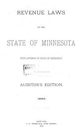 Revenue Laws: With Appendix of Notes of Reference
