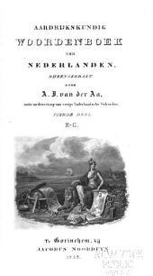 Aardrijkskundig woordenboek der Nederlanden: Volume 4