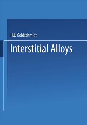 Interstitial Alloys