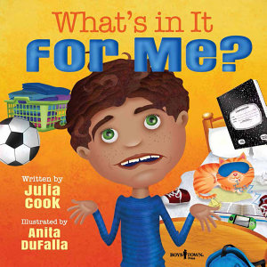 What s in it for Me  Book