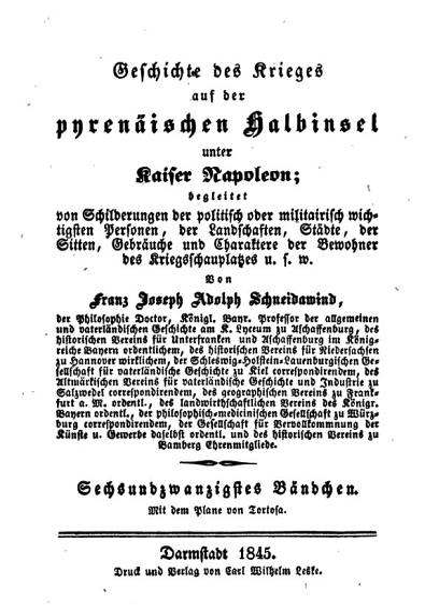 Geschichte des Krieges auf der pyren  ischen Halbinsel unter Kaiser Napoleon PDF