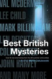 The Mammoth Book of Best British Mysteries