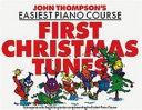 John Thompson Christmas Tunes Piano