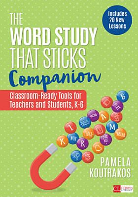 The Word Study That Sticks Companion