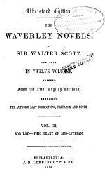 Rob Roy. The heart of Mid-Lothian