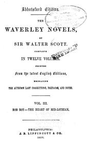 Rob Roy. The heart of Mid-Lothian