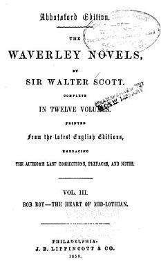 Rob Roy  The heart of Mid Lothian PDF