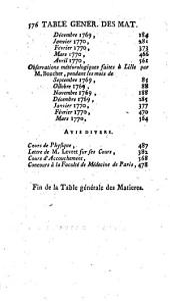 Journal de médecine, de chirurgie et de pharmacie: Volume32