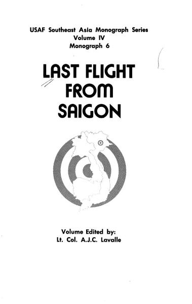 Last Flight from Saigon