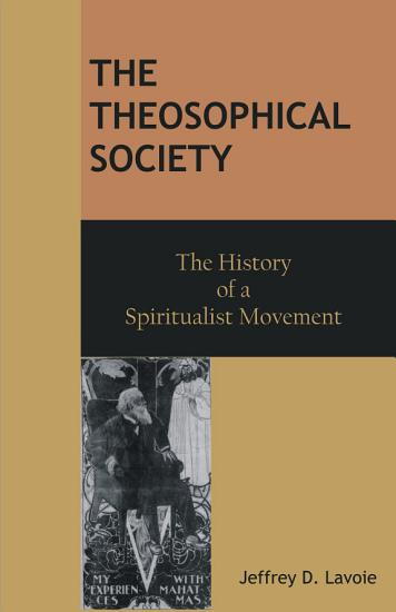 The Theosophical Society PDF