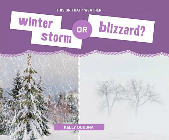 Winter Storm or Blizzard  PDF