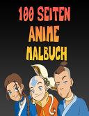 100 Seiten Anime Malbuch PDF