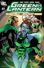 Green Lantern (2005-) #27