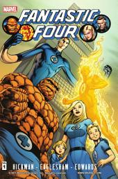 Fantastic Four by Jonathan Hickman Vol.1