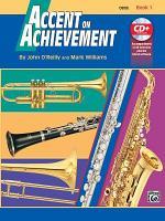 Accent on Achievement, Oboe, Book 1