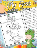 My First Letter Tracing Book PDF